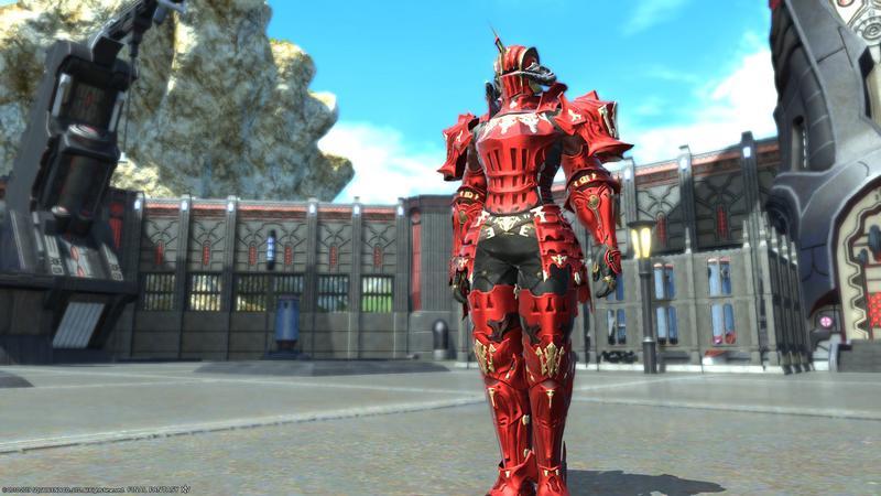 アラガン赤騎士