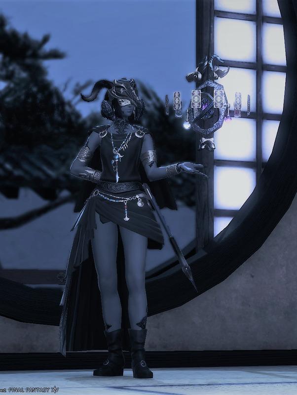 闇の占い師