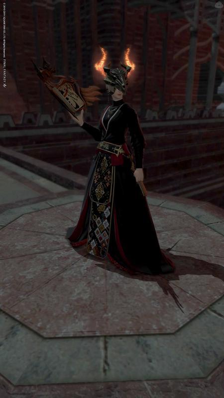 仮面の召喚士