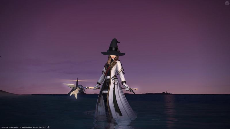 夜明けの魔道士