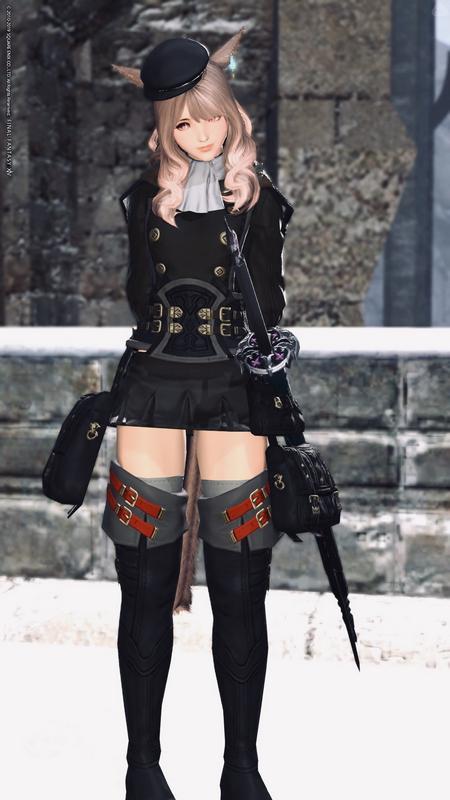 真選組っぽい軍服