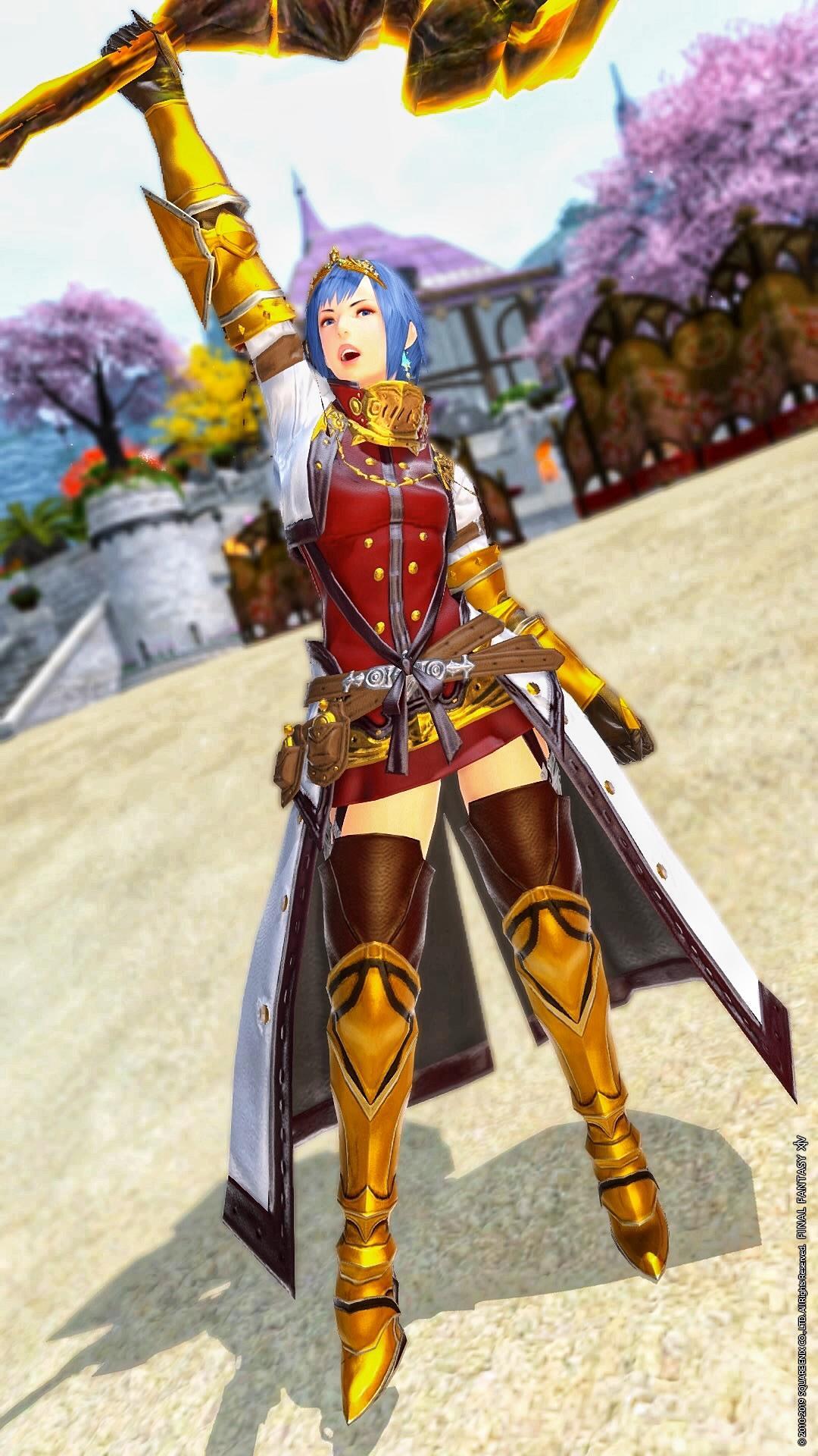 スカラの斧姫