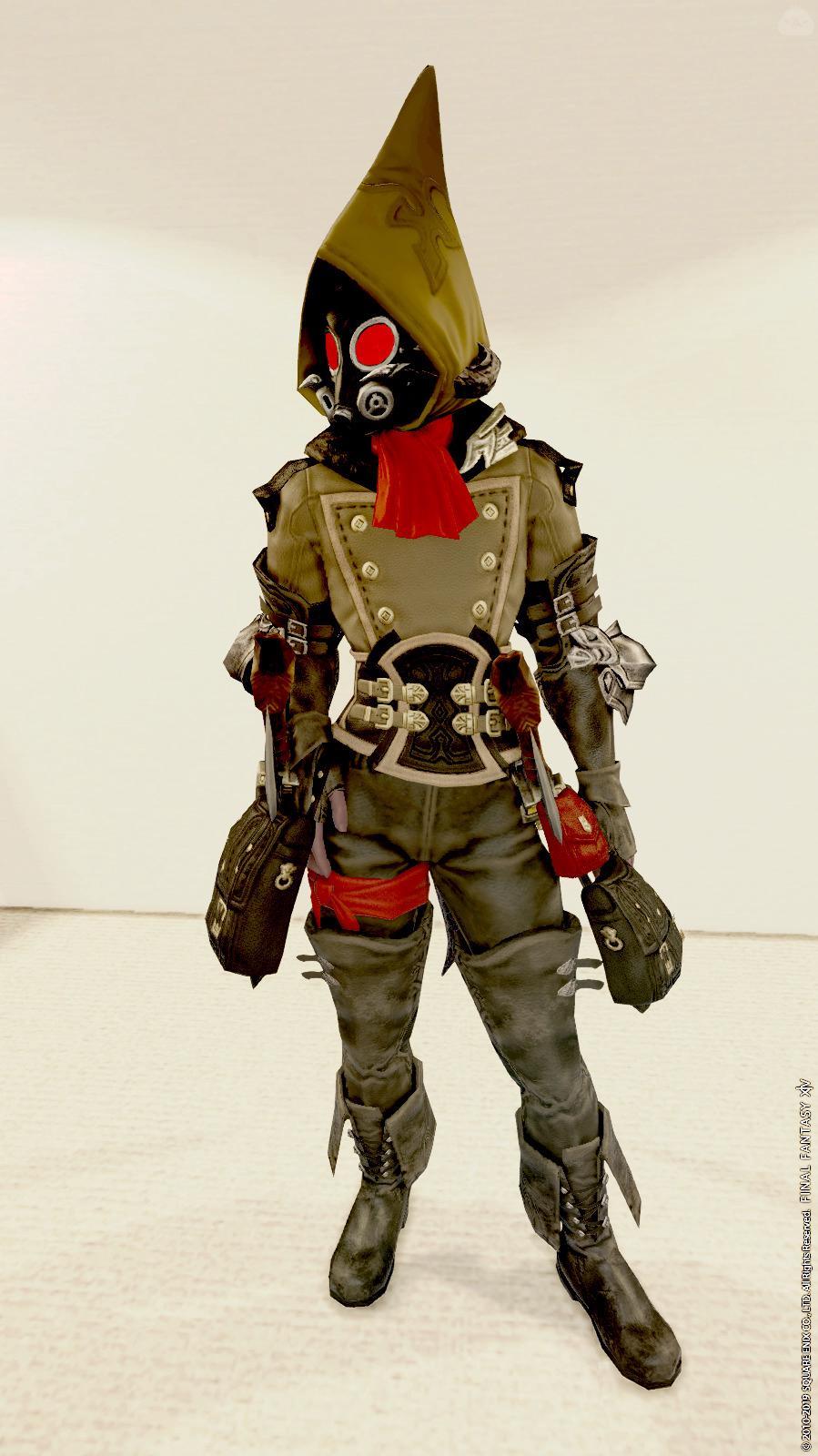 至高のガスマスク