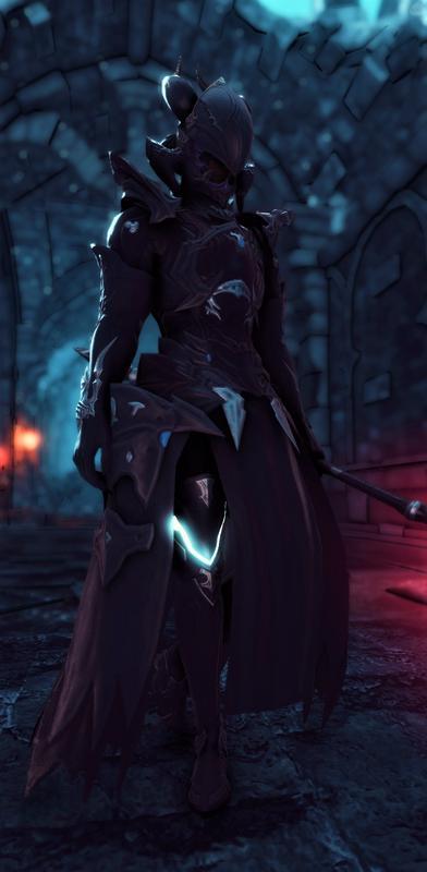 闇セン竜騎士