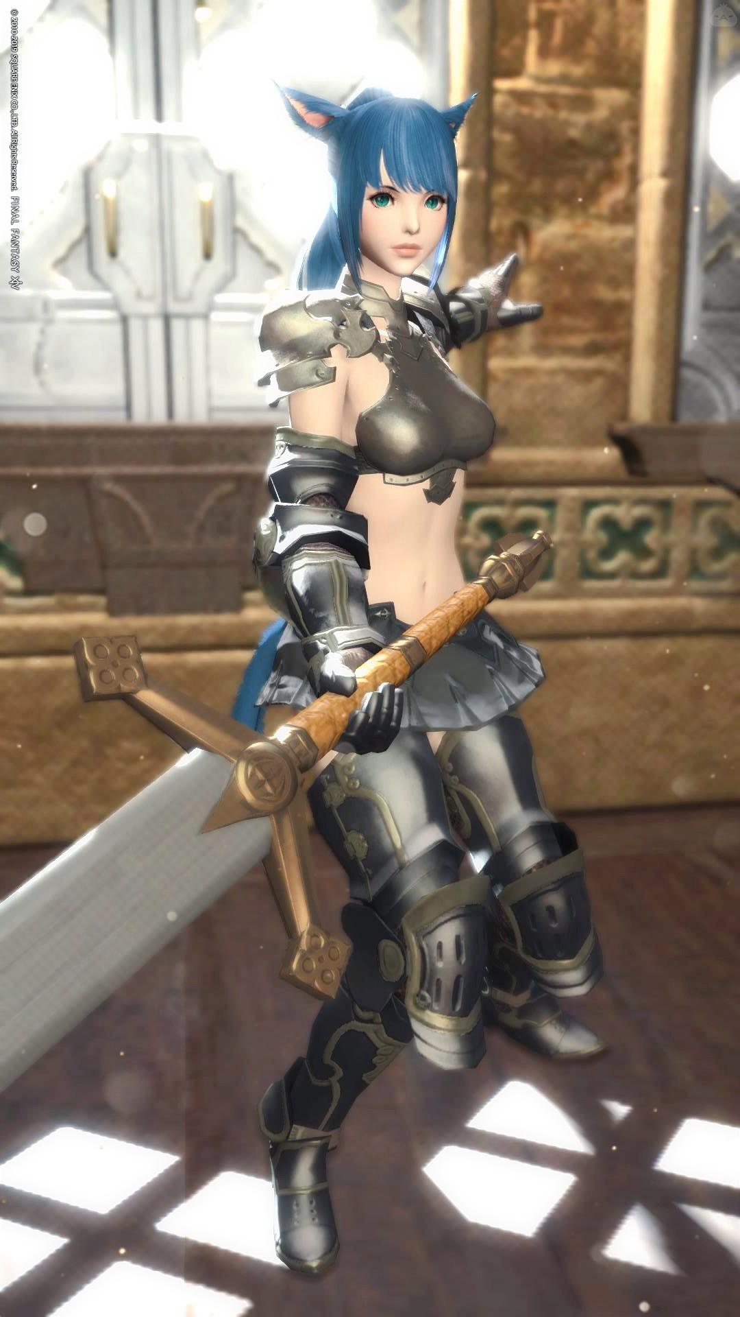 コロセウムの女戦士