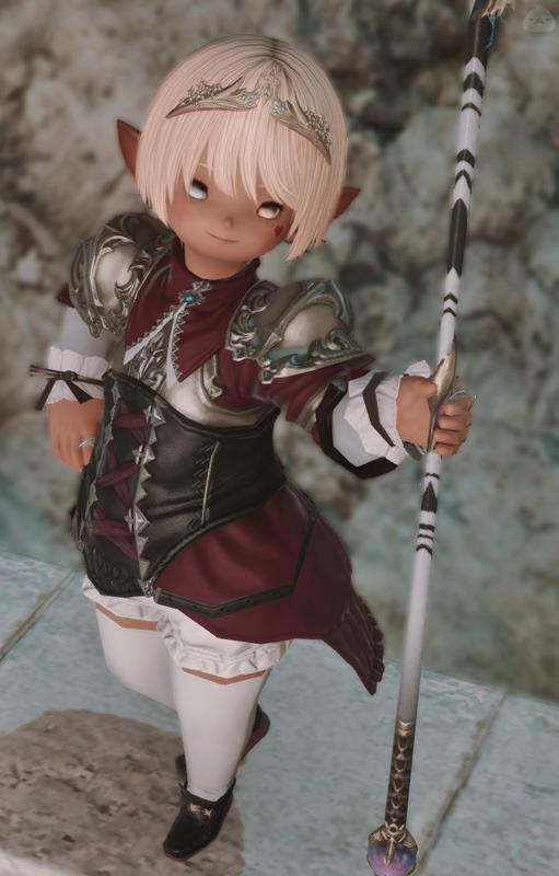 姫騎士(槍)