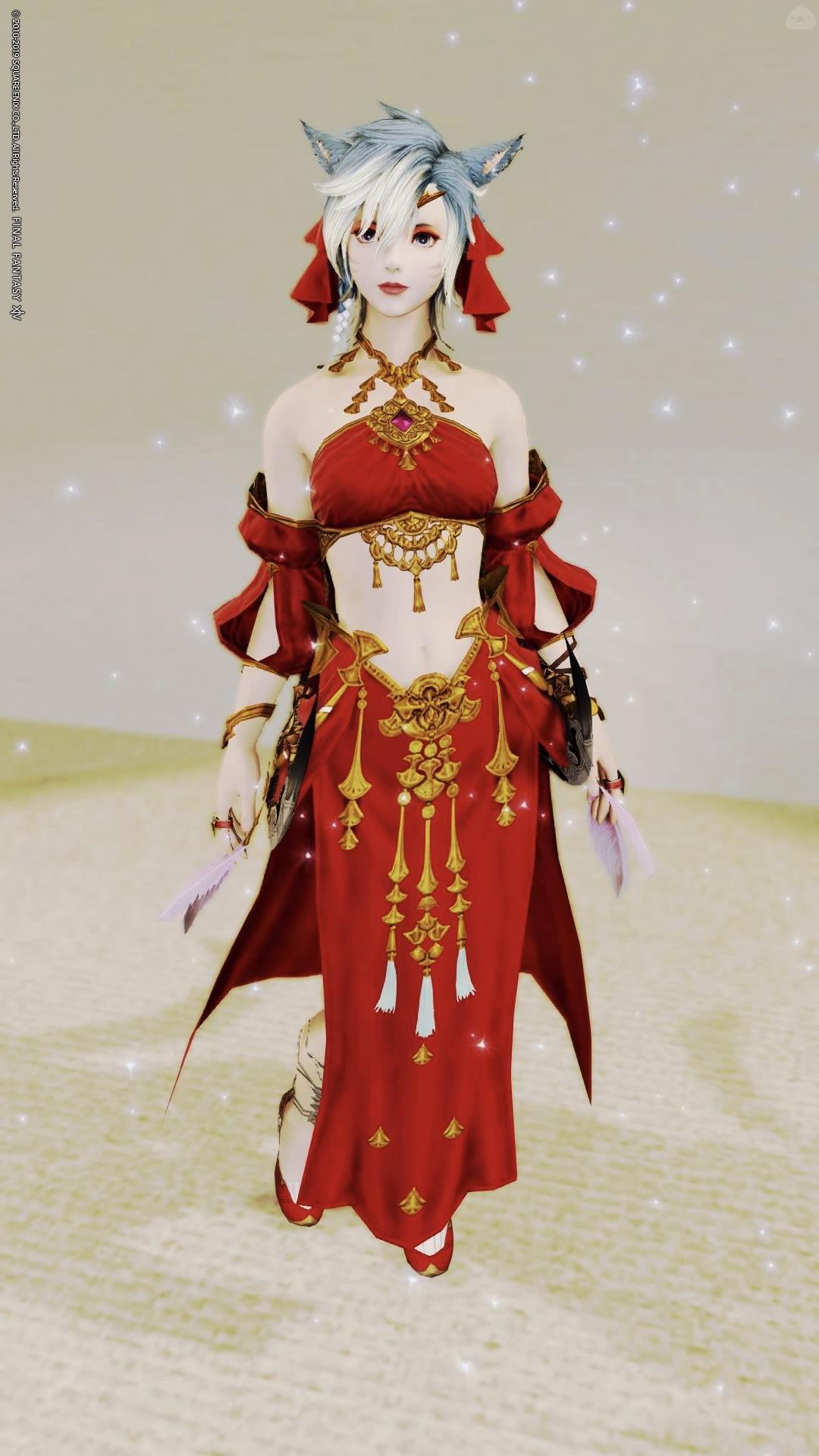 踊り子(近接DPS)