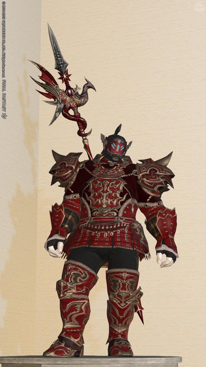 赤い竜騎士