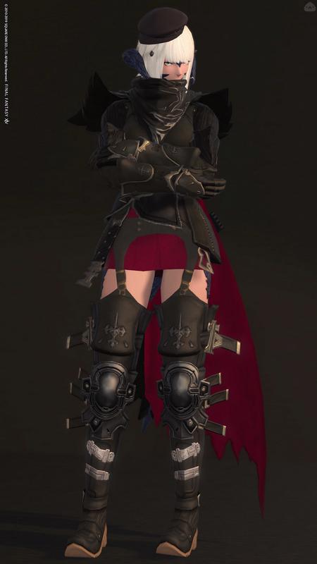 黒ときどき赤