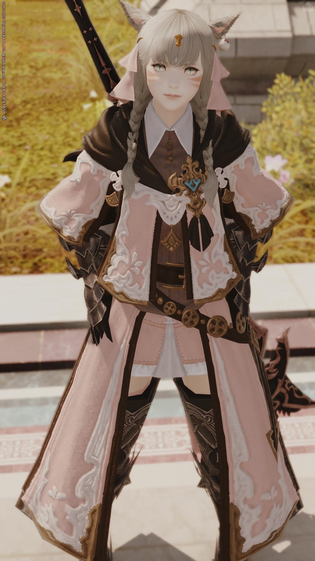 暗黒(ピンク)騎士