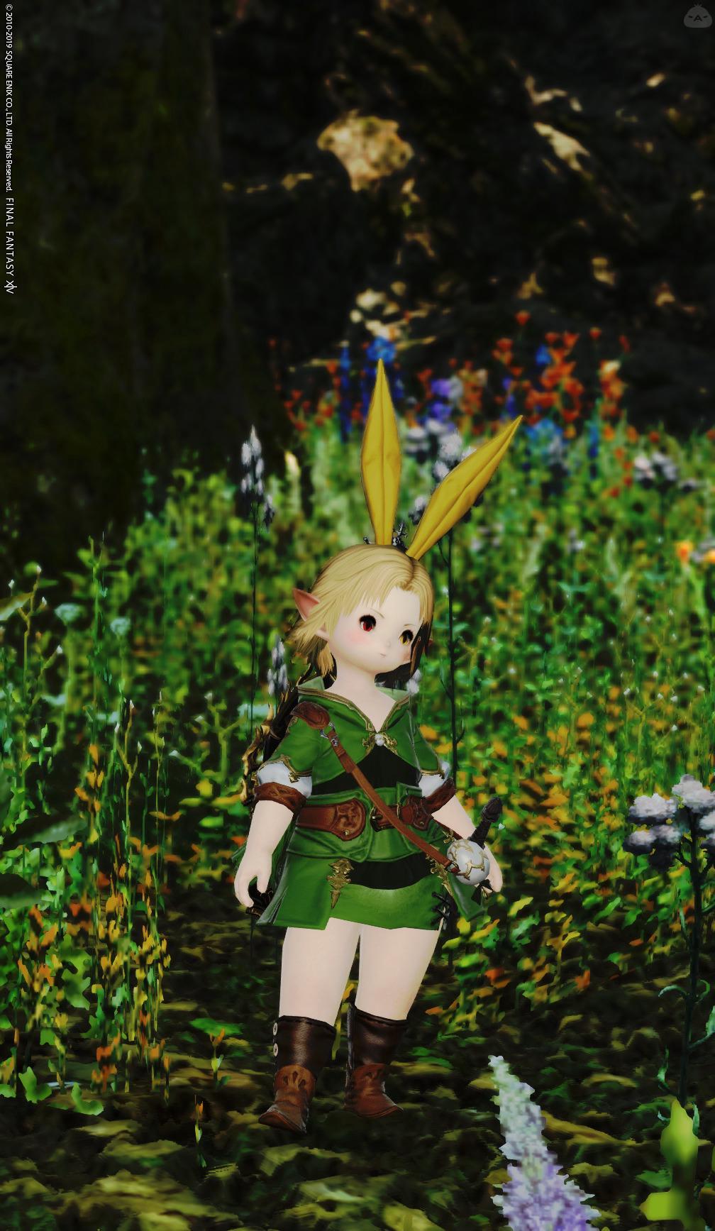緑の勇者風