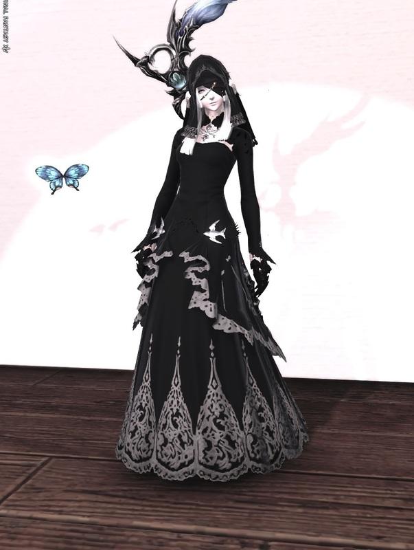 パッションドレス