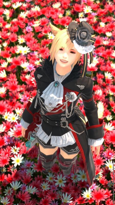Gothic caster coordination♪