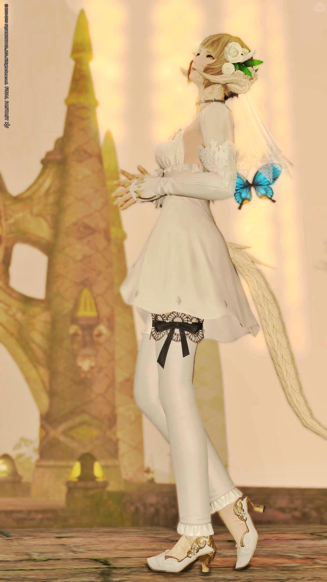 パンツスタイル(風)ドレス