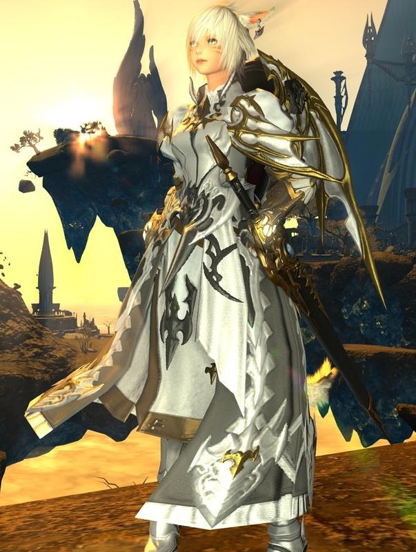 女神の聖騎士