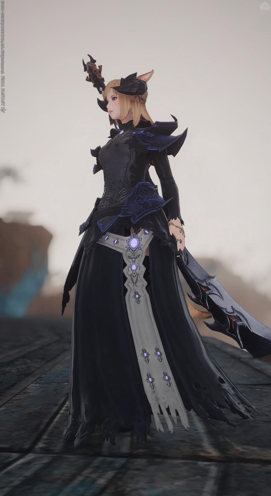 ヴォイド暗黒騎士