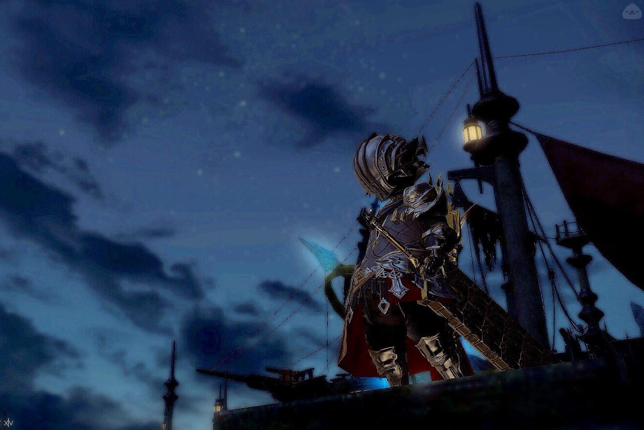 孤高の騎士っぽく