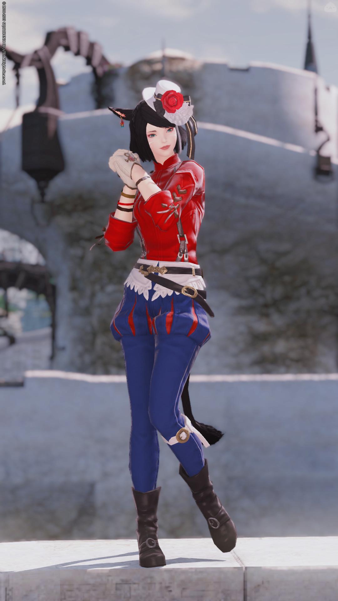 日常の服装(2)