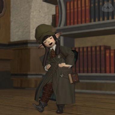 名探偵ララフェル