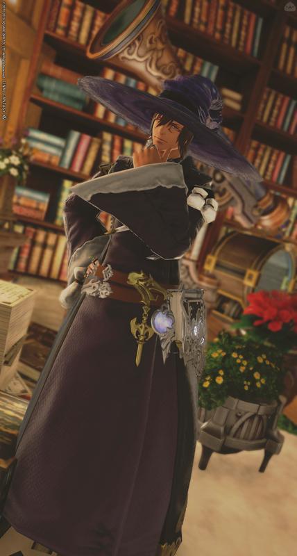 魔術書店主の魔法使い