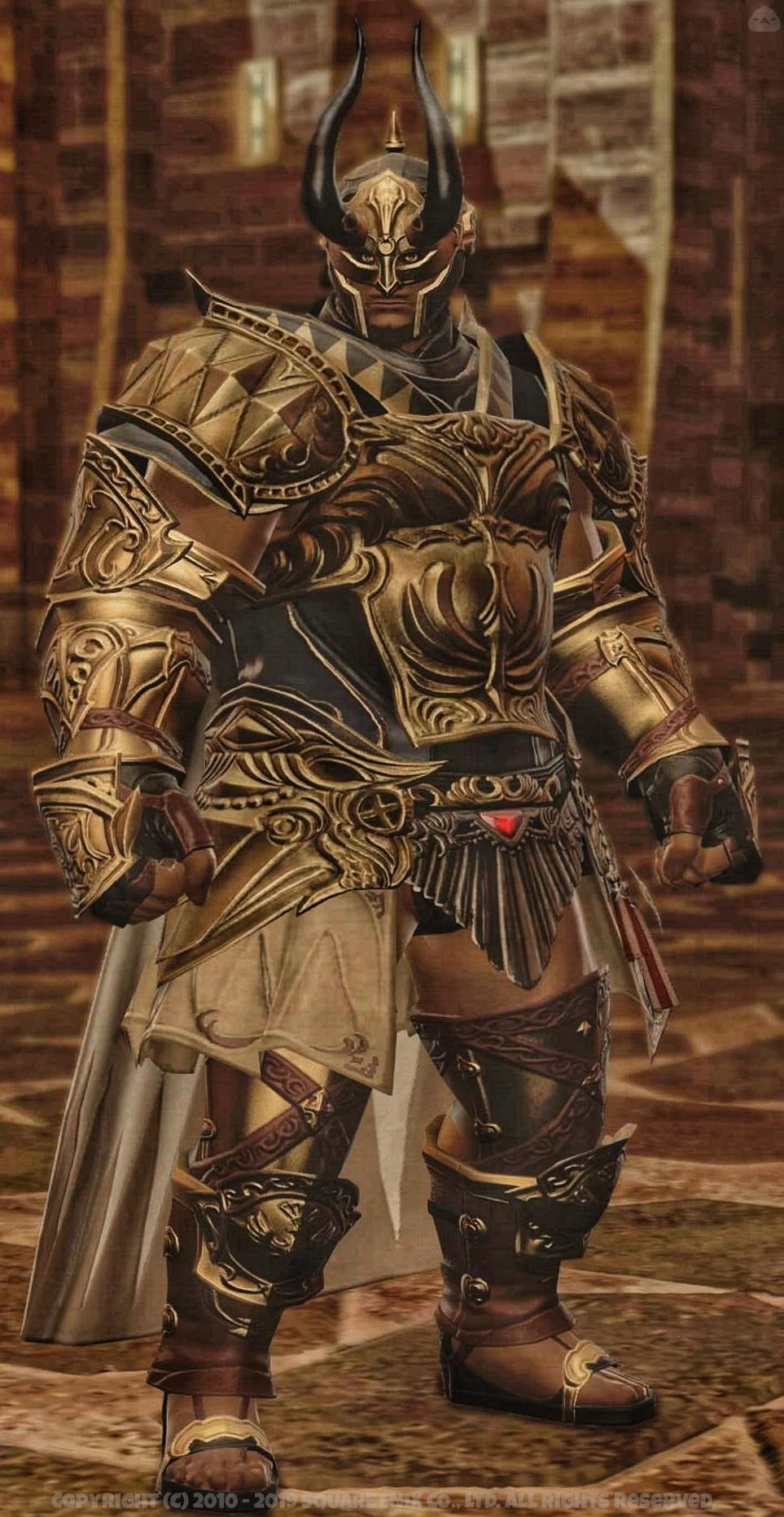 古代の闘士