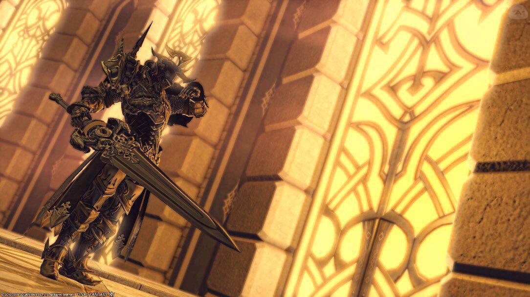 黒金の騎士