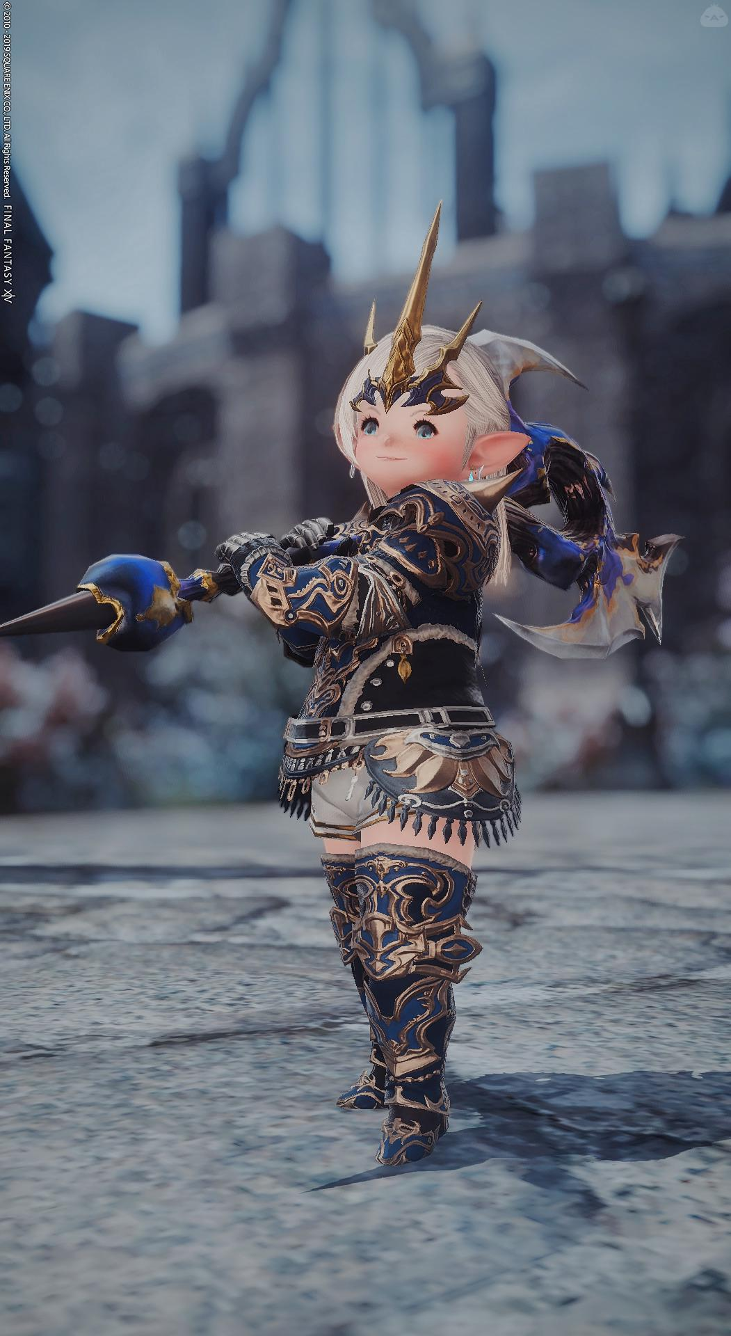 ドラゴン族の戦士