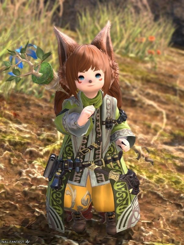 旅する妖精の子