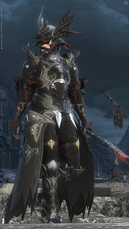 Shadow Dragoon
