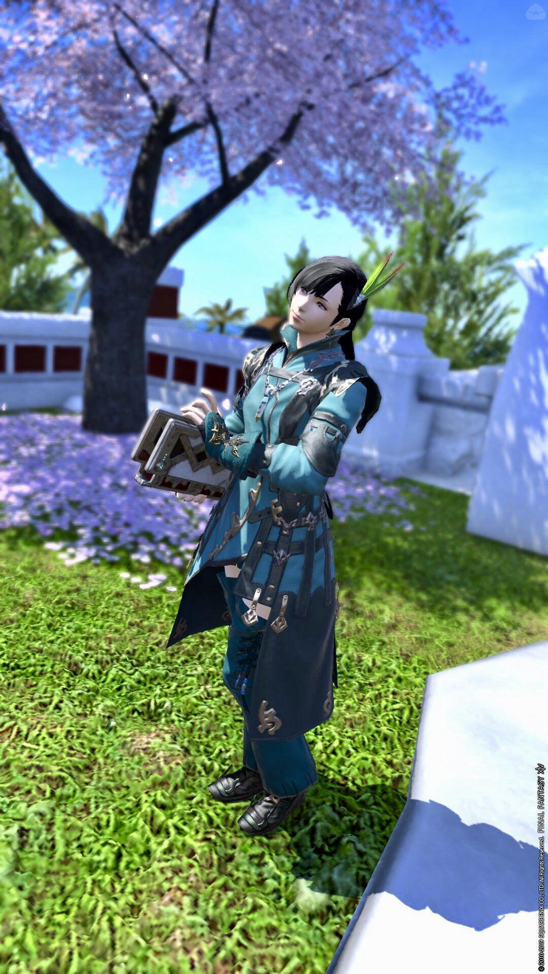 新緑の召喚士