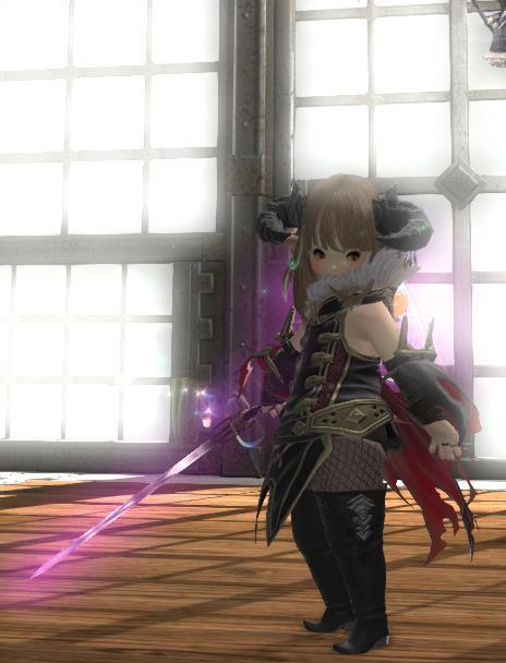 闇の赤魔導士
