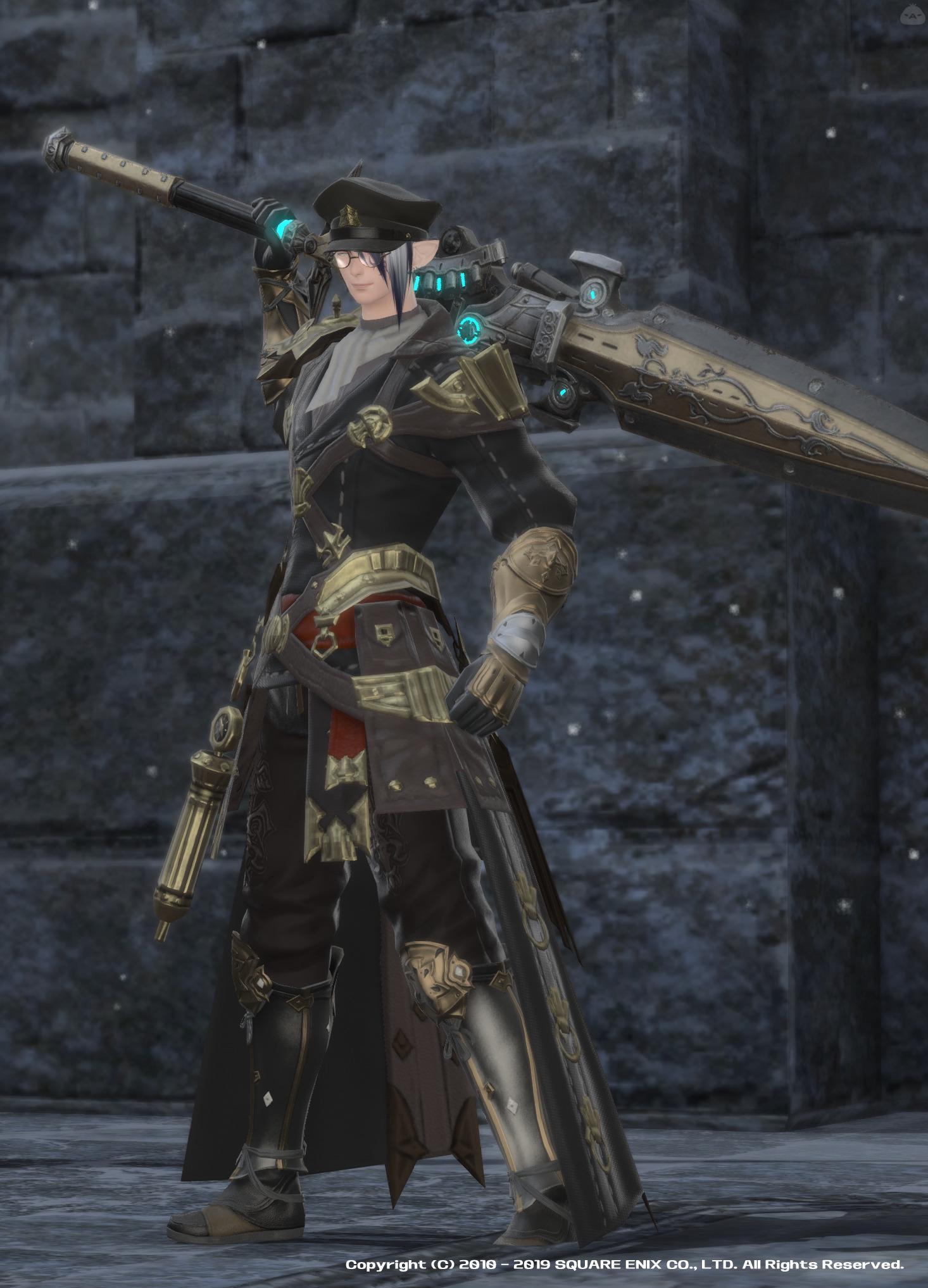 眼鏡暗黒騎士ゼン