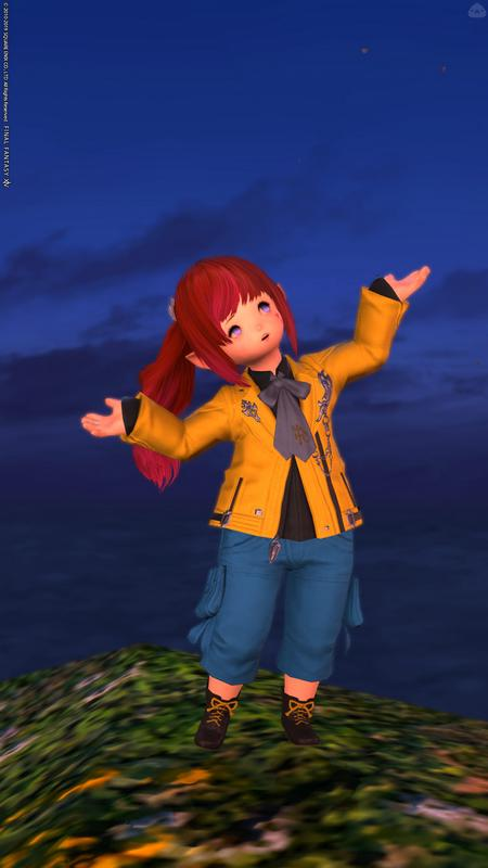 赤青黄色♪