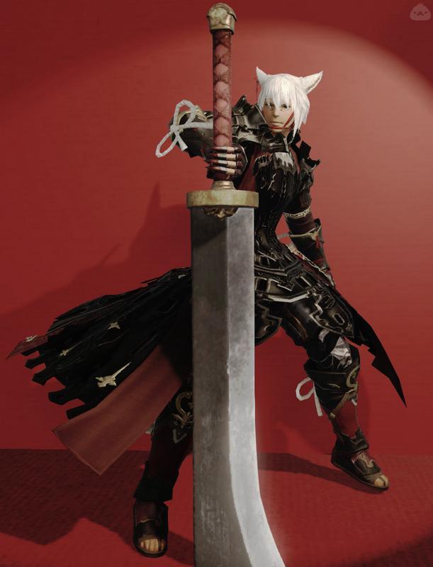 和風暗黒騎士