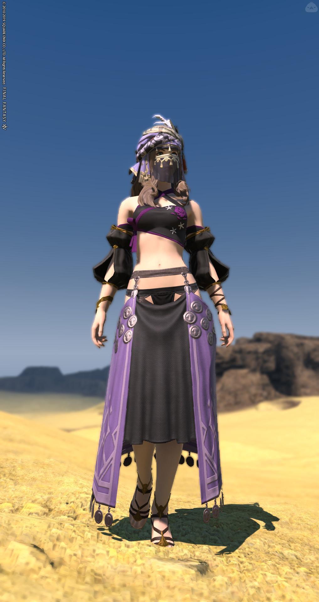 砂漠のキャス