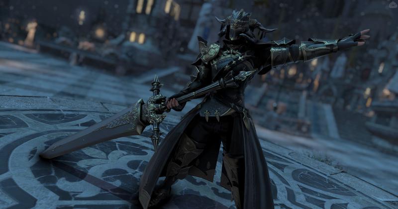 The Dark Knight Creed