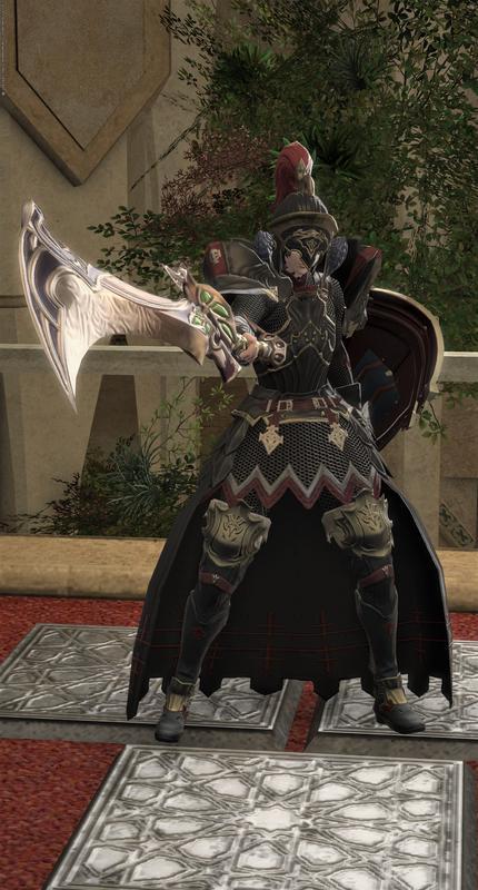 魔女の騎士