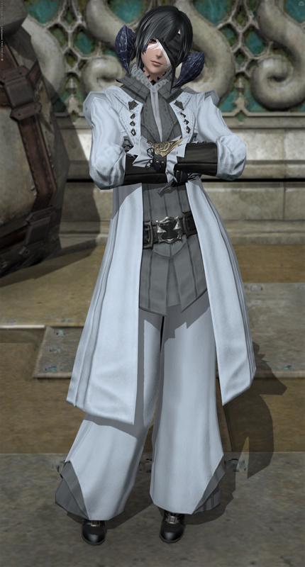 イシュガルドの白衣