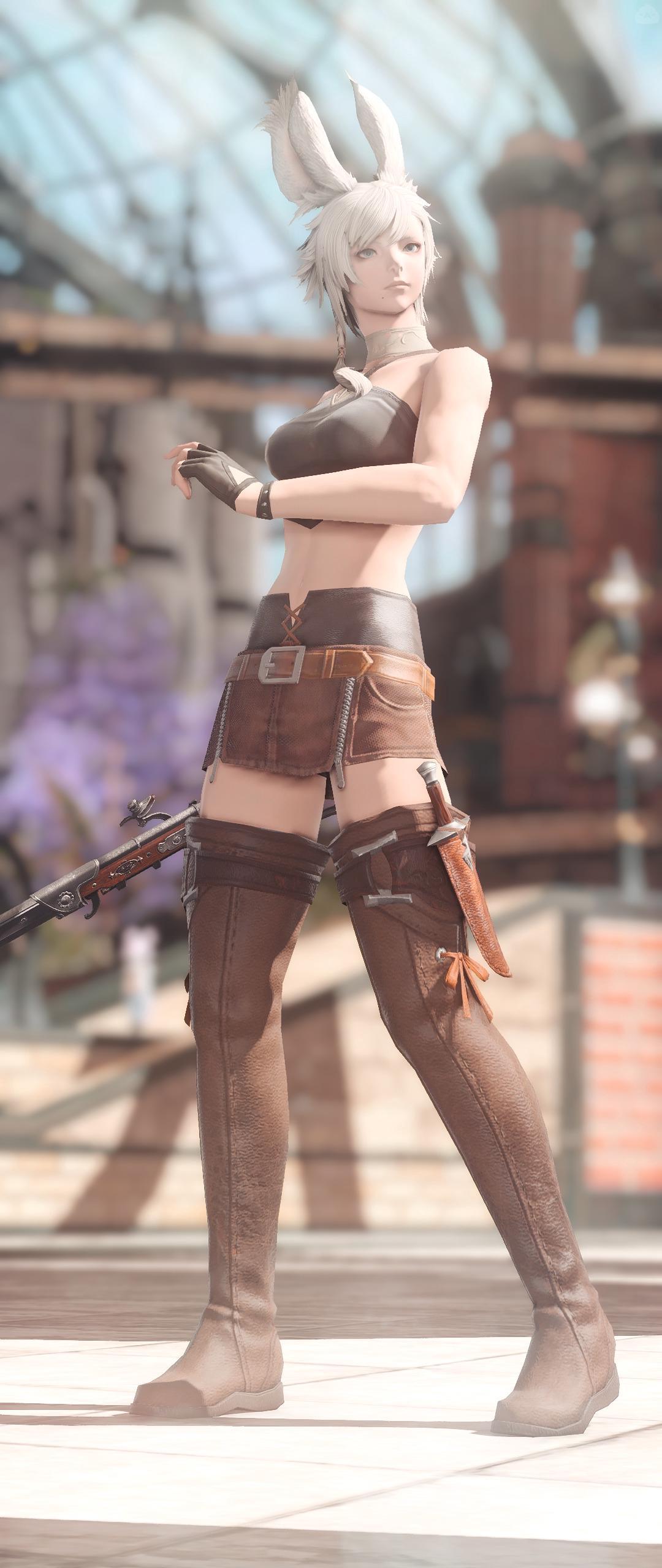 流浪の銃剣士