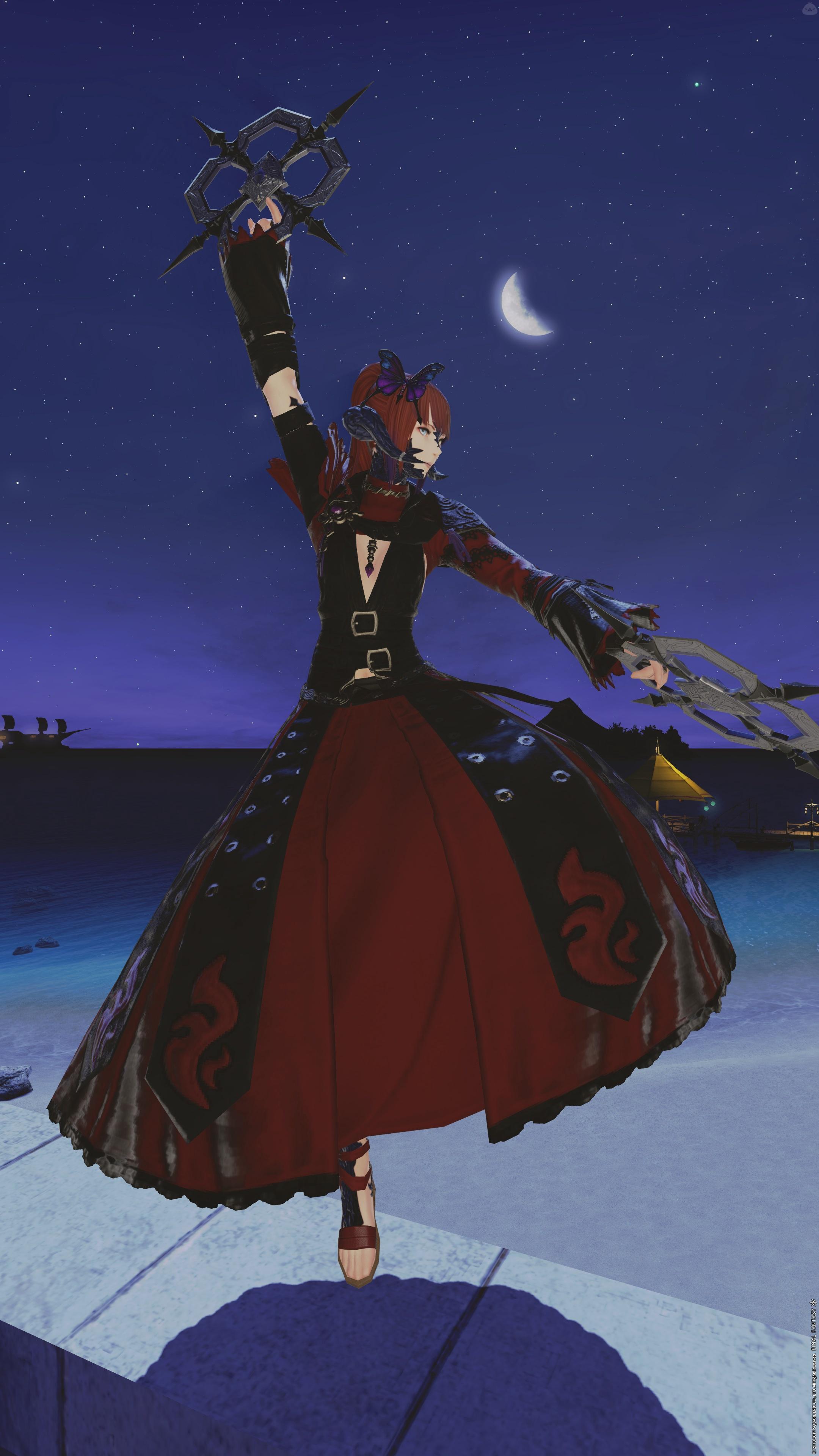 胡蝶の踊り子