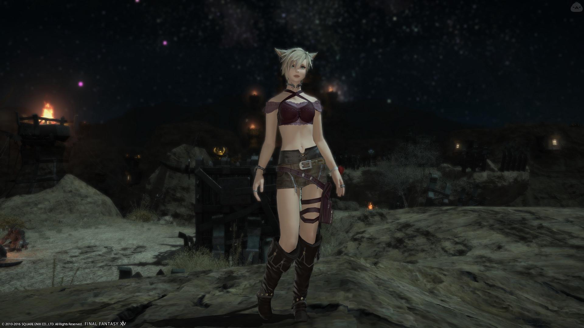 かっこかわいい戦闘服