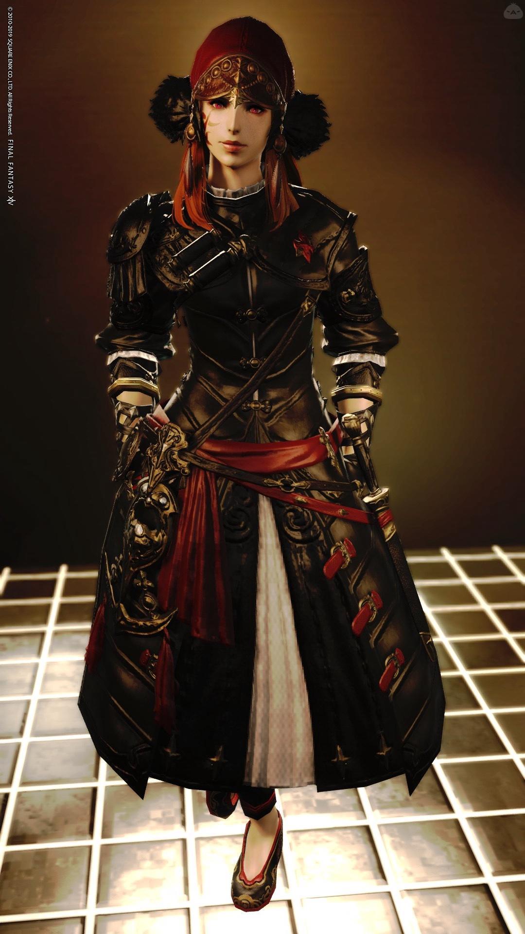 異国の戦乙女