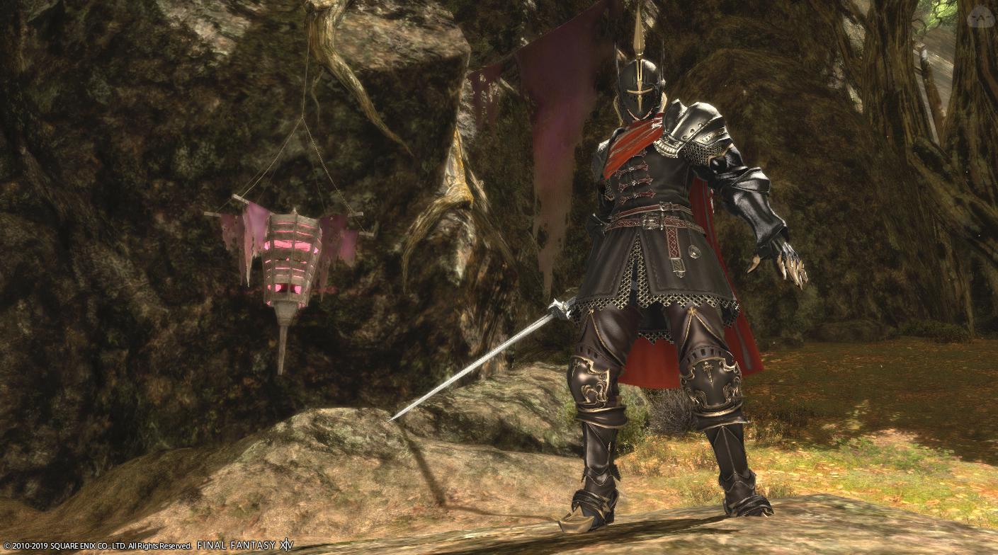 黒の魔導騎士