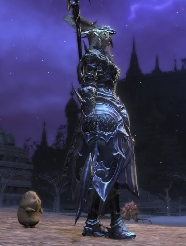 ヴィエラ的竜騎士