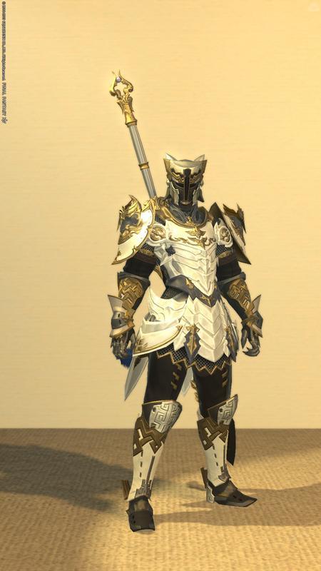 神殿騎士?