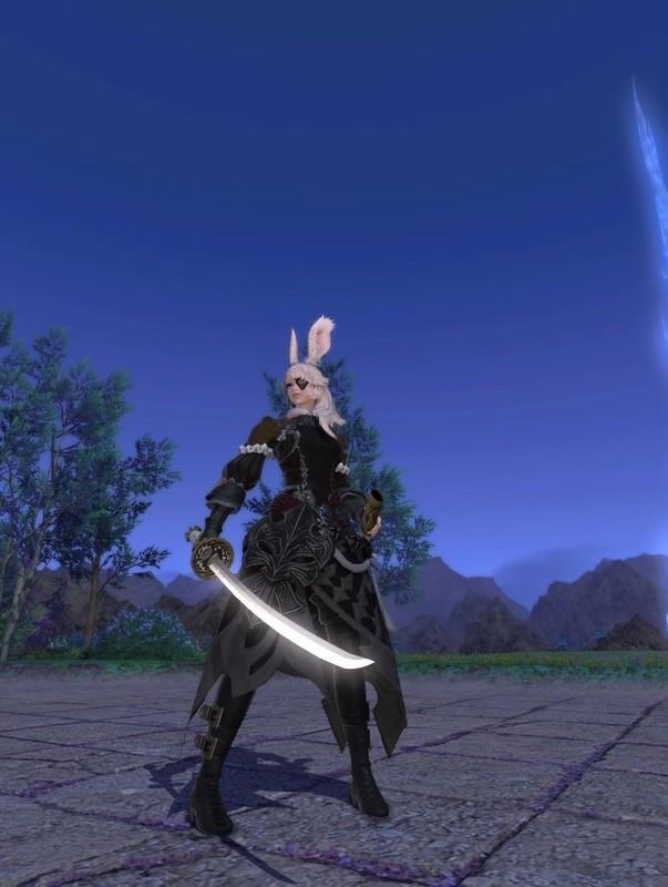 ドレス×刀