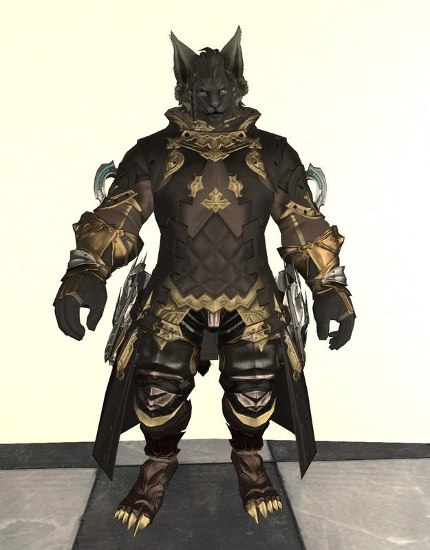 古代の武闘家