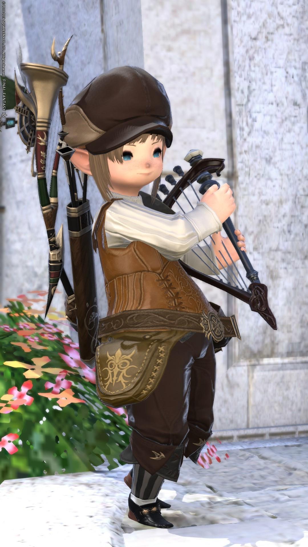街角の演奏家