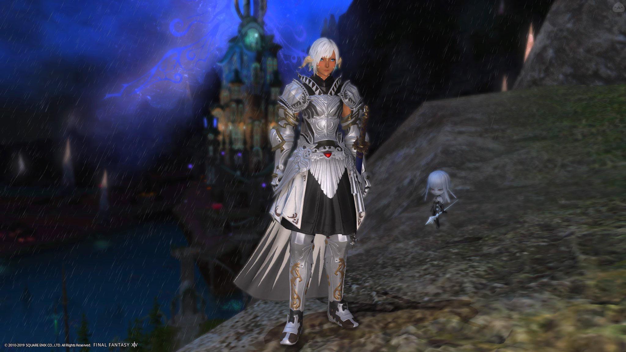 亡国の刀剣騎士