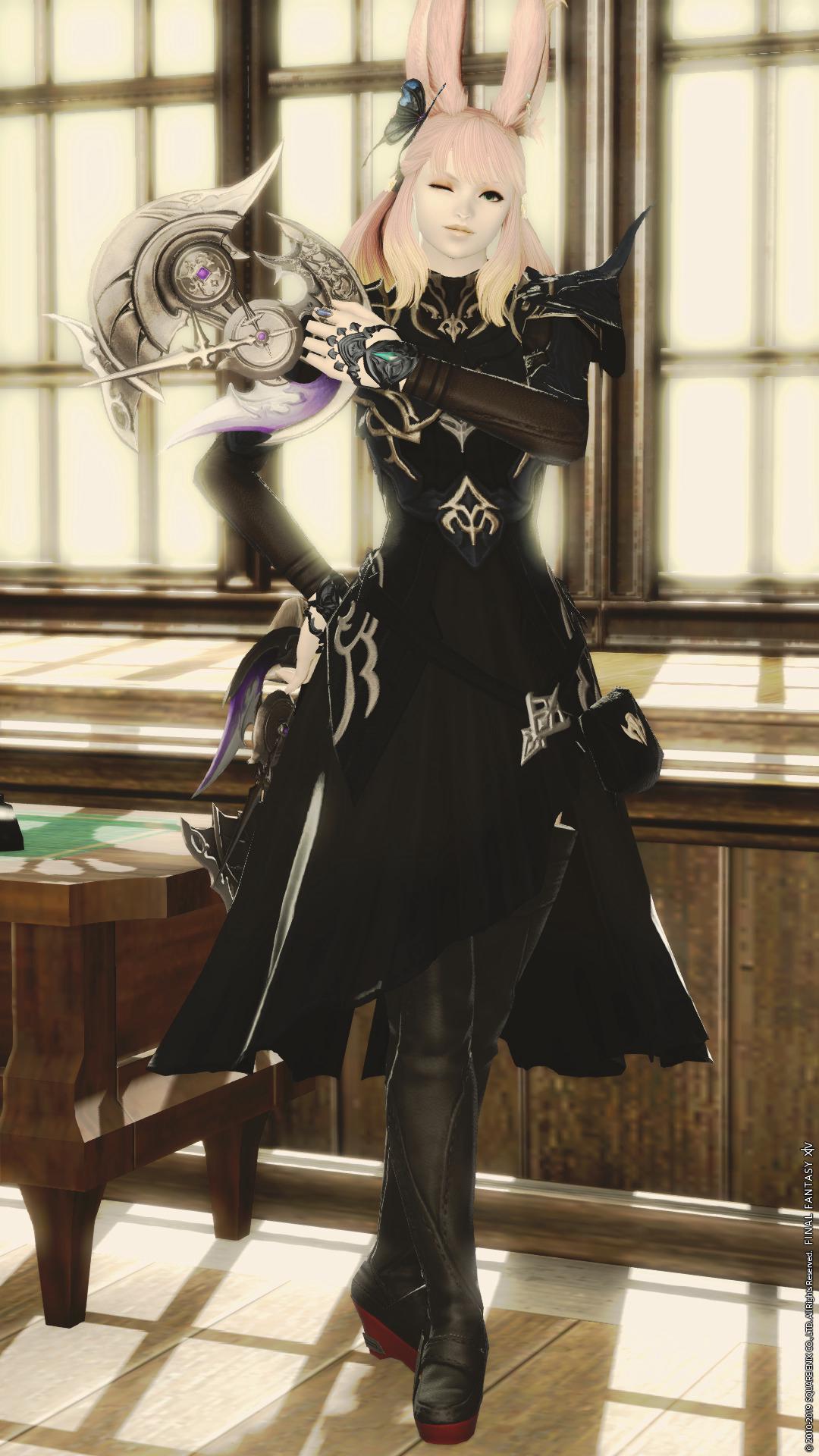 漆黒の踊り子